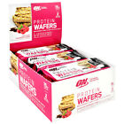 Optimum Nutrition PROTEIN WAFERS Low Carb & Calorie - 9 Wafer Packs PICK FLAVOR $21.57 USD on eBay