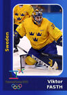 Olympic 2018. Sweden. Viktor Fasth xx/18 Vaxjo Lakers