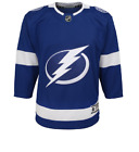 NHL Tampa Bay Lightning Home Hockey Jersey New Youth Sizes MSRP $80 $39.76 CAD on eBay