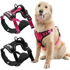 Внешний вид - Adjustable No Pull Dog Pet Vest Harness Leash Durable Safety Control Front Click