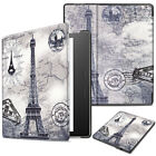 Auto Sleep Flip Bumper Leather Case Cover For Amazon Kindle Oasis 9th Generation