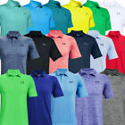 Under Armour Mens 2019 Performance 2.0 Smooth Stretch Golf Sports Polo Shirt