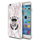 Marble Personalised Phone Hard Case Cover Skin For Various Mobiles - K105