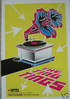 TING TINGS FILLMORE POSTER Hot Tub F1007 BILL GRAHAM ORIGINAL MINT Randy Fung