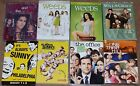 TV COMPLETE SEASONS ON DVD THE OFFICE, WEEDS, WILL & GRACE, ONETREE HILL others