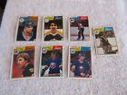1983 o p c hocky cards lot of 7
