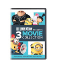Illumination Presents: 3-Movie Collection, Despiable Me 1,2,3 (DVD, 2017) *New*