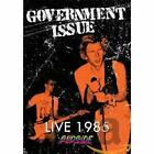 Goverment Issue: Live 1985 [DVD] DVD