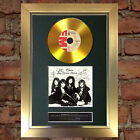#180 QUEEN Bohemian Rhapsody GOLD DISC Cd SINGLE Signed Autograph Mounted Print