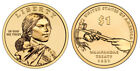 2011 P&D Native American Indian Sacagawea One  Dollar Coins US Mint Rolls Money