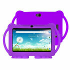 XGODY 7'' HD 16GB Android 8.1 Kids Tablet PC IPS Bluetooth Quad-core Bundle Case