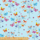 Kaleidoscope by Whistler Studios for Windham - floral butterfly