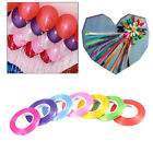 10M Wedding Birthday Balloon Curling Ribbon Party Present Gift Wrapping Favors
