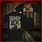 KISS 2019 'End of the Road' World Tour Dates Concert 2 Side T-shirt All Size Fan image