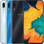 "Samsung Galaxy A30 SM-A305G/DS 32GB (FACTORY UNLOCKED) 16MP 6.4"" FHD+"