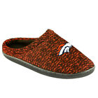 Denver Broncos Men's Poly Knit Cup Sole Slippers $24.99 USD on eBay