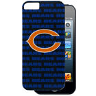 NFL Officially Licensed Iphone 5 Graphic Snap on Case Chicago Bears