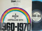 2SM Decade of Australian hits OZ LP EX Little Patti Delltones Doug Parkinson