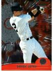 Derek Jeter 2000 Topps Finest Box Topper Oversize Insert Card 1 of 20!!