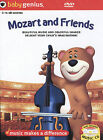 Baby Genius Mozart & Friends w/bonus Music CD, New Disc, Artist Not Provided, Pa