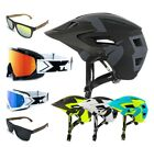 Oneal MTB Defender Combo 2.0 Casco Two-X Gafas Dh Downhill Gafas de...