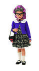 Little Old Lady Girls Child Funny Grandma Halloween Costume-XS