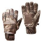 Heavy Weight Gloves Men's Camo Realtree MAX-1 XT Heat Retention Very Cold Gloves - 159034
