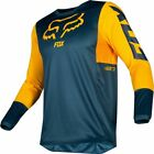 NEW! FOX RACING 2019 180 PRZM ADULT MENS JERSEY BLUE TRX450R TRX250R YFZ450R EXC