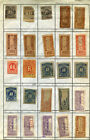 COLOMBIA 25 differents old stamps MH