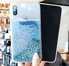 Capinha For iPhone  Dynamic Liquid Quicksand Case Cover For iPhone