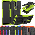 For Nokia 2.1 5.1 6.1 7.1 8.1 3.1 Plus Shockproof Case Heavy Duty Armor Cover