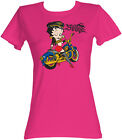 Betty Boop 1930's Cartoon Born To Boop Womans Fitted T Shirt £25.73 GBP on eBay