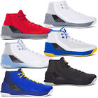New Under Armour UA Stephen Curry 3 Mens Mid Top Basketball Shoes