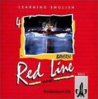 Red Line New  4 - Bayern: Learning English, Red Lin... | Buch | Zustand sehr gut