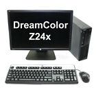 "Build Lenovo ThinkCentre M92p Desktop with HP DreamColor Z24x 24"" LCD Monitor"