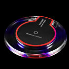 Qi Wireless Charger Fantasy Charging Pad + Receiver For Samsung Andriod Phones