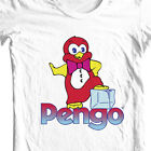 Pengo  t-shirt 1980's nostalgic retro arcade video game free shipping cotton tee $19.99 USD on eBay