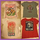 Lucky Brand Girls T-Shirts Triumph Tiger Elephant or Peacock Many Sizes NWT $24 $12.48 USD on eBay