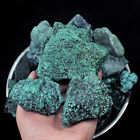 1LB 100% Natural Mixed Spiderweb Brain Kingman Turquoise Nugget Rough YKZH