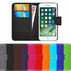 new Wallet Magnetic Flip Phone  Cover For Apple iPhone 5, 6,7,8, X, XS ()UK))