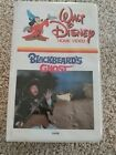 "Walt Disney Orig ""Blackbeard's Ghost"" Clamshell VHS  62VS tested VIDCAPS Ex"