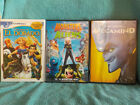 Dreamworks Megamind Road To Eldorado Monsters vs Aliens DVD lot cartoon movie