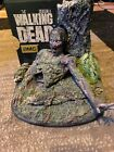 The Walkimg Dead Complete 4th Season Statue Disk Not Included
