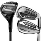 Cobra Golf Men's King F8 Hybrid Combo Iron Set (5h, 6-GW),  Brand New