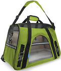 Pet Carrier Soft Sided Puppy Kitten Cat Dog Tote Bag Travel Airline Approved <br/> #1 Seller - Brand Name - New Design - For Various Pets