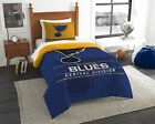 Blues Official National Hockey League, Bedding, draft Twin Printed Comforter $72.89 USD on eBay