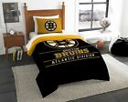 Bruins Official National Hockey League, Bedding, draft Twin Printed Comforter $72.89 USD on eBay