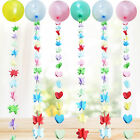 1.6M  Paper Butterfly Pull Flower Wedding Birthday Party Hang Decoration