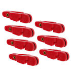 7x Snap Release Clip for Weight Planer Board Kite,Offshore Fishing Line Clip