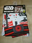 NEW - STAR WARS Galactic Empire Boxer Briefs Gray Black Red S, XL $8.99 USD on eBay